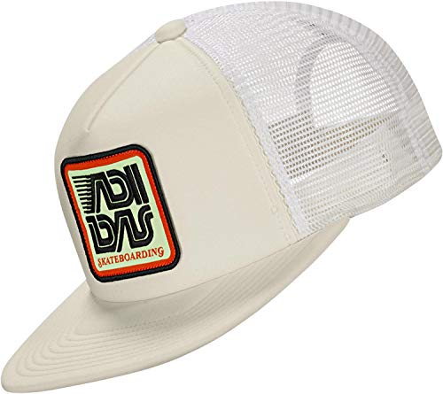Adidas SK8 Cap Truckerpatch Offwhite Farbe: White