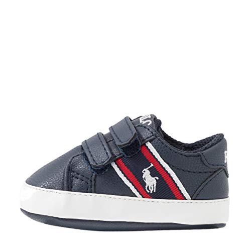 Ralph Lauren Baby Sneaker in Geschenkbox RL100506 blau (Numeric_19)