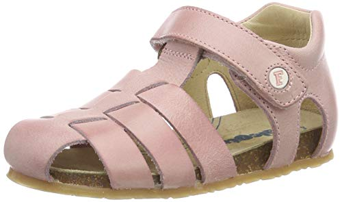 Falcotto Jungen Mädchen Alby Sandalen, Pink (Rosa 0m02), 24 EU