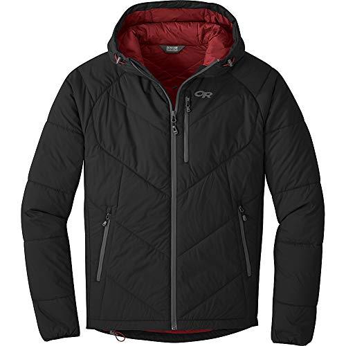 Outdoor Research mens Men's Refuge Hooded Jacket