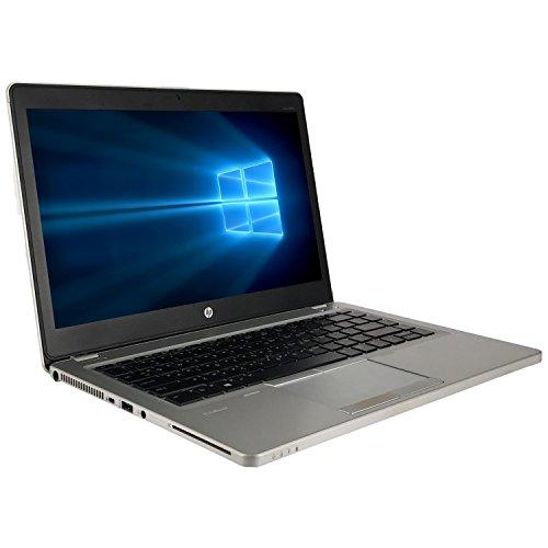 HP EliteBook Folio 9470M 14 inches Intel Core i5-3427U 1.8GHz 8GB 180GB SSD Windows 10 Pro (Renewed)