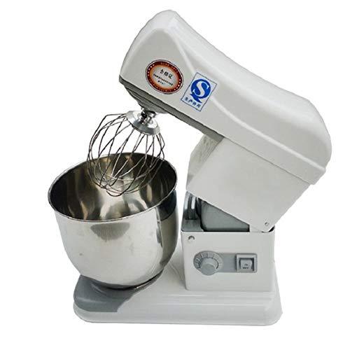 Robot Da Cucina Mixer Con Grande Capacità Di Ciotola in Acciaio Inox 7L 11 Velocità Impastatrice Planetaria Per Pasta Elettrica Per Alimenti Torta Di Cottura, Pastella, Pane, Dessert E Altro