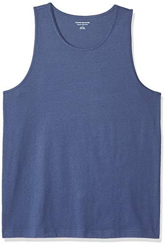 Amazon Essentials - Camiseta sin mangas para hombre