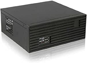 iStarUSA Compact Stylish Mini-ITX Enclosure (Power Supply Not Included) (146826)