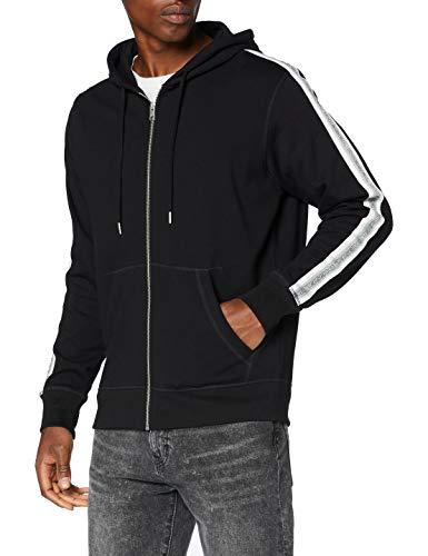 Diesel UMLT-BRANDON-Z Hooded Sweatshirt, 900/0tawi, S para Hombre