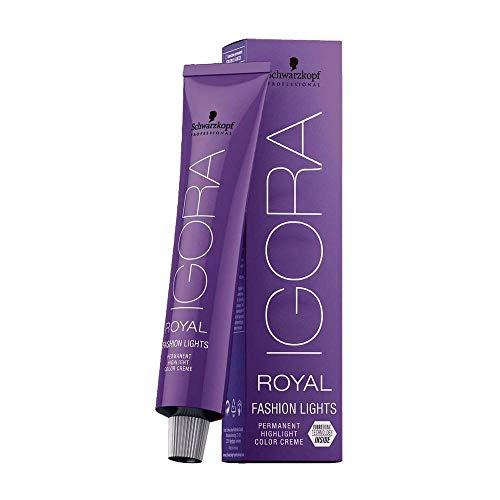 Schwarzkopf Professional Soins des cheveux couleur des cheveux/Coloration Igora Royal Fashion Lights L 00 naturel extra 60 ml