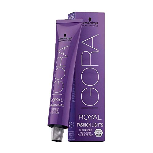 Schwarzkopf Professional Igora Royal Fashion Lights L-77 kupfer extra, 1er Pack (1 x 60 ml)