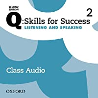 Q: Skills for Success: Level 2: Listening & Speaking Class Audio CD (x3)