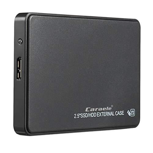 #N/A 2.5'USB3.0 Ultra Thin 5Gbps SATA SSD HDD Unidad De Disco Duro Caja De Caja - 80GB