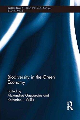 Biodiversity in the Green Economy (Routledge Studies in Ecological Economics)