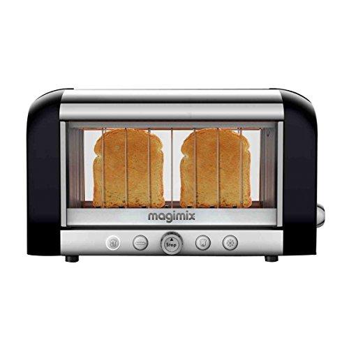 Toaster Vision, MAGIMIX schwarz