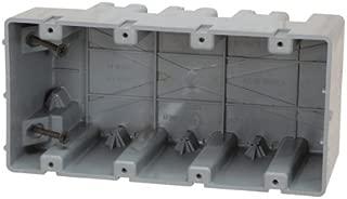 4 gang adjustable electrical box