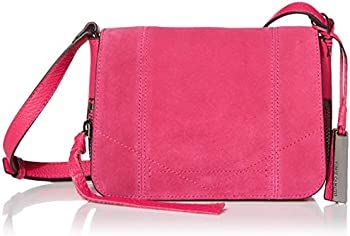 Vince Camuto Alee Solid Leather Crossbody Handbag