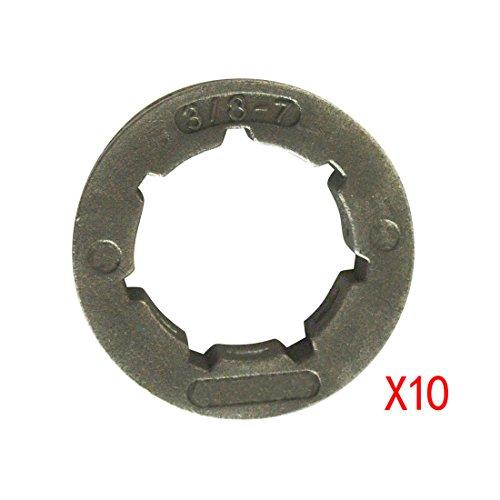 Générique 10X le tambour d'embrayage de 7T pignon Rim 3/8\