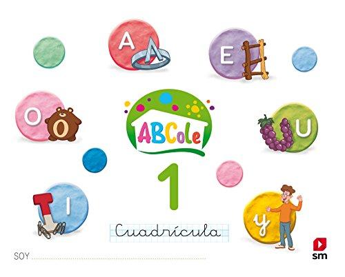 Cuaderno de lectoescritura 1, Cuadrícula. ABCole 18