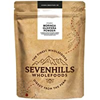 Sevenhills Wholefoods Bio Moringa Oleifera en polvo 250g