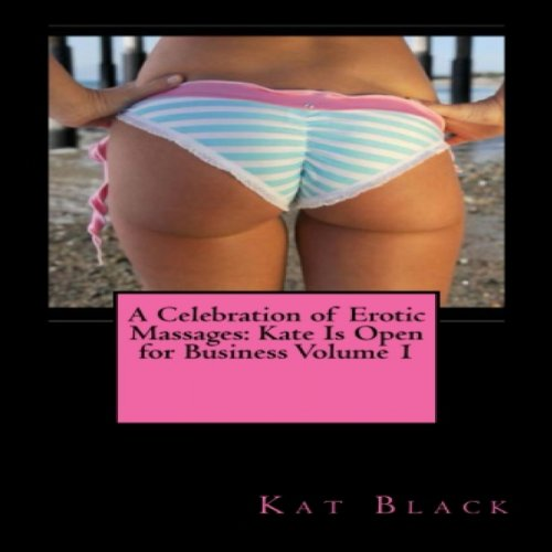 Kate Is Open for Business, Volume 1 audiobook cover art