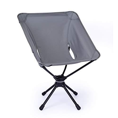 Hh001 Tragbare Outdoor Klappstuhl Angeln Stuhl kann gedreht Werden und einfach zu speichern, ultraleichtes 7075 Luftfahrt Aluminium Camping Angeln kann Sein