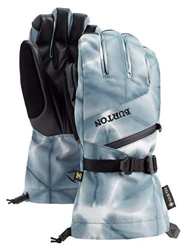 BURTON Womens Gore-Tex Glove, Black Dailola Shibori, Large