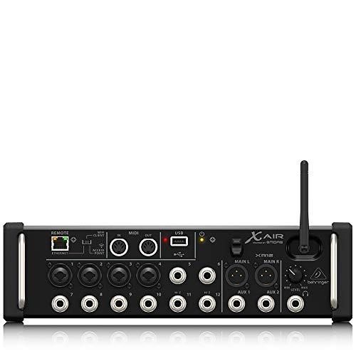 Behringer XR12 X-Air Digital Mixer