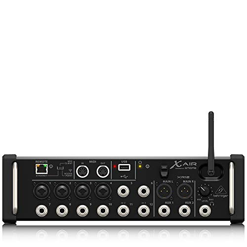 Behringer XR12 X-Air Digital Mixer