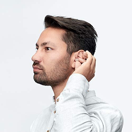 Alpine MusicSafe Pro Gehörschutz Ohrstöpsel für Musiker - Werte dein Musikerlebnis auf ohne Hörschäden zu riskieren - Drei austauschbare Filterstufen - Hypoallergenes & Wiederverwendbar - Transparent - 2
