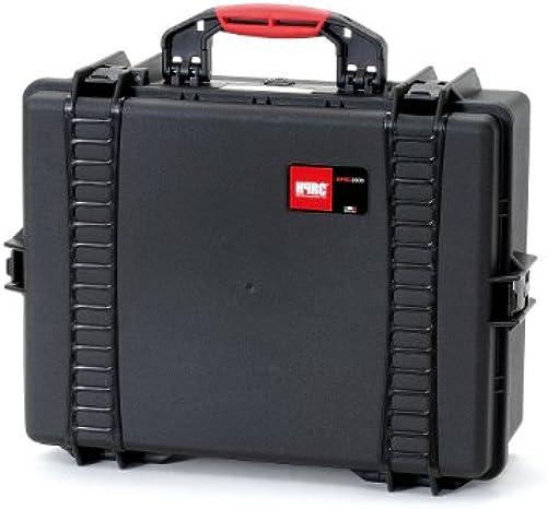 HPRC 2600E Hardcase (TX01 Material, 34 Liter Volumen, ohne Inhalt) Schwarz