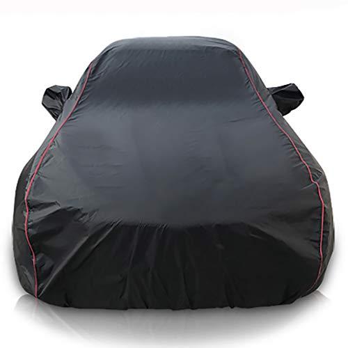CJHDEGAI Autoabdeckung kompatibel mit Land Rover Autokleidung staubdicht Kratzfest wasserdicht Winddicht Sonnencreme Vollplane Mit Baumwolle gefüttert (Size : Freelander 2)