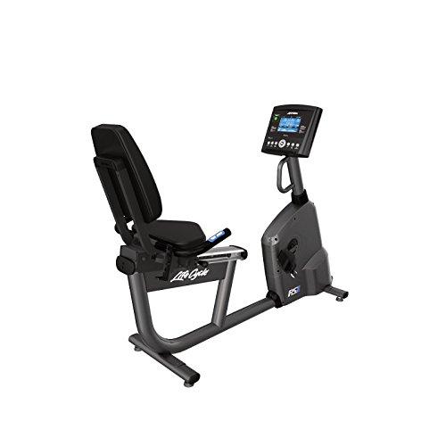 Life Fitness - Bicicleta estática reclinada rs1 Life Cycle go + envío y Montaje