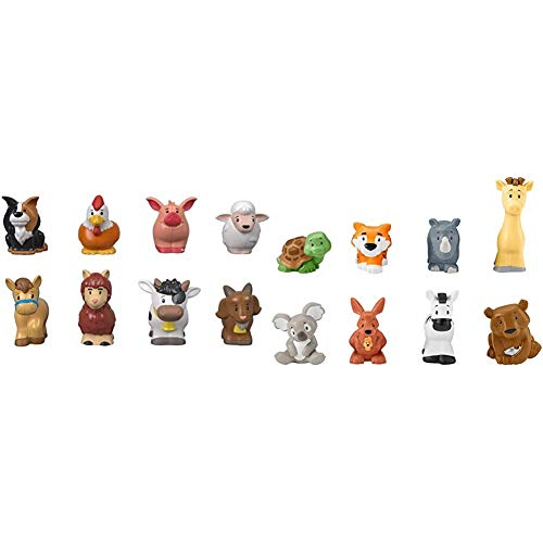 Fisher-Price Little People Animal Friends & Little People Animal Friends