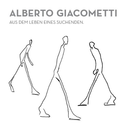 Alberto Giacometti audiobook cover art