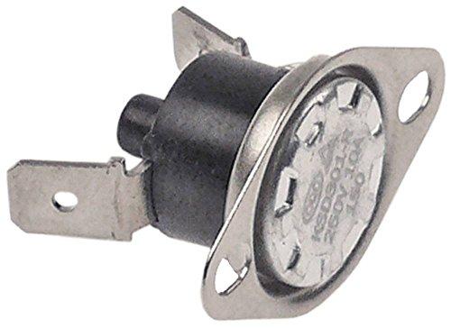 Bartscher Sicherheits-Anlegethermostat für Kaffeemaschine A190141, A190161, REGINA90 A190192 max. Temperatur 150°C 1-polig 1NC