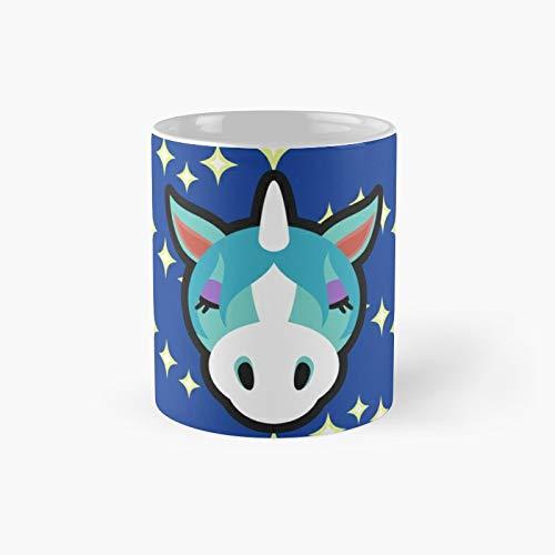 Julian Animal Crossing Classic Mug | Best Gift Funny Coffee Mugs 11 Oz