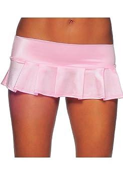 BODYZONE Women s Micro Pleat Skirt Baby Pink One Size
