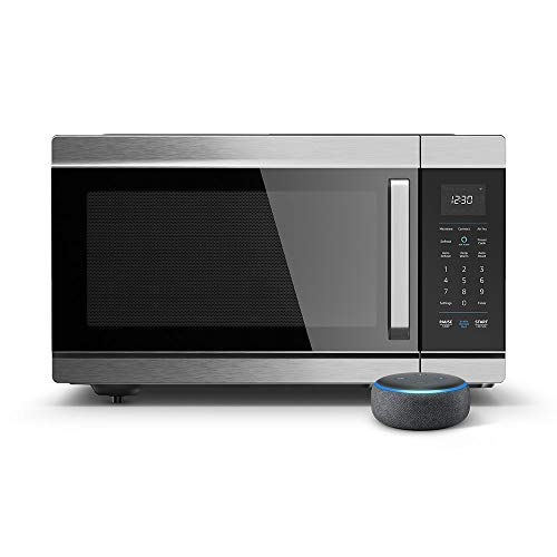 Introducing Amazon Smart Oven, a Certified for Humans device...