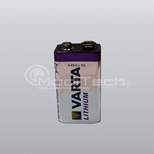EN22 - vervangende alkaline-batterij 9V - Original Daitem Atral
