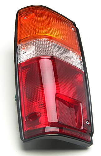 TYC 11-1348-00 TAIL LAMP ASSEMBLY with Harness and Bulb 1984-1989 Toyota 4Runner; 1984-1988Toyota...