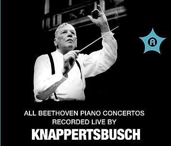 Beethoven: Piano Concertos Nos. 3-5