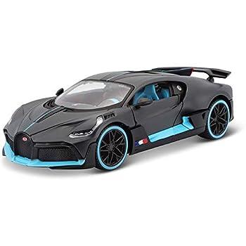 Bugatti Divo Dark Gray 1/24 Diecast Model Car by Maisto 31526