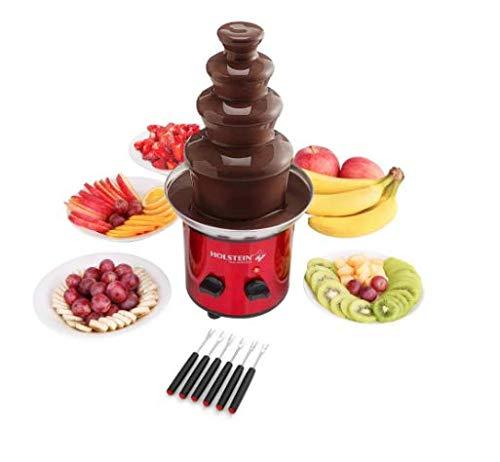 La mejor comparación de Fuentes de chocolate los más recomendados. 15