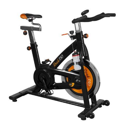 GETFIT Rush 350 Spinbike Indoor Bike Poids inertie: 18kg
