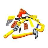 ZOSI Tool Kit Set Toys for Kids, Pretend PlaySet, Pretend Toolbox Construction Tools