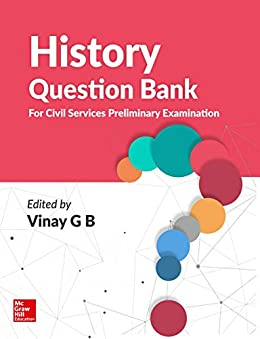 History Question Bank by [Vinay G, B]