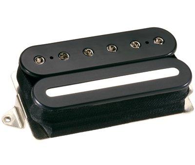 Dimarzio D Sonic Black DP207 ディマジオ D-ソニック ダウンチューニング向き ハムバッカー ギター ピックアップ DP-207 『並行輸入品』