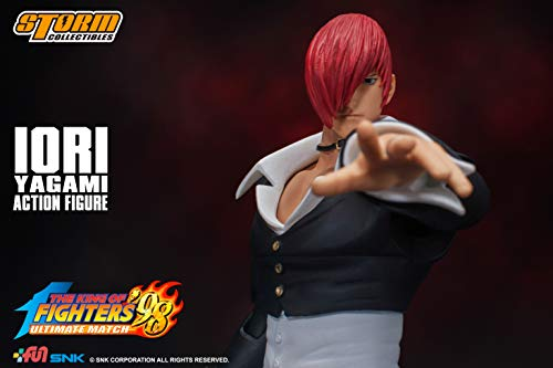Storm Collectibles 1/12 Iori Yagami King of Fighters