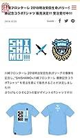 SHISHAMO ししゃも 川崎フロンターレ優勝記念コラボTシャツ Mサイズ