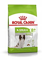 Royal Canin X-Small Adult 8+ 1.5 kg For very small dogs up to 4 kg – from the 8th years of age Best food
