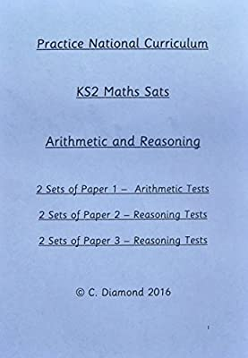 Practice KS2 Maths Sats Papers - Arithmetic and Reasoning Tests - Pdf file to print out from worksheets-online