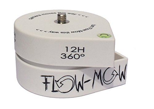Flow-Mow 12h für Zeitraffer-Fotografie, 360Grad drehbar