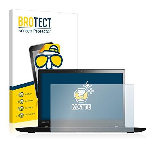 BROTECT Protector Pantalla Anti-Reflejos Compatible con Lenovo ThinkPad T460s UltraBook Pelicula Mate Anti-Huellas